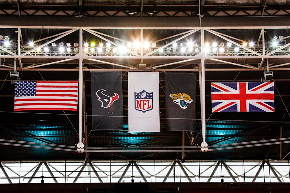 Texans! Jags! Feel the excitement! (Martin Leitch/Icon Sportswire via Getty Images)