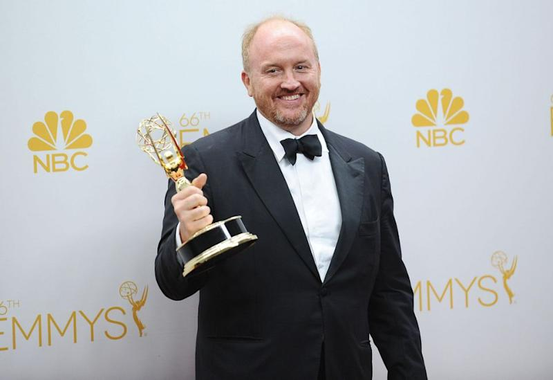 Louis CK has won several Emmy's for his work in television. Source: Getty
