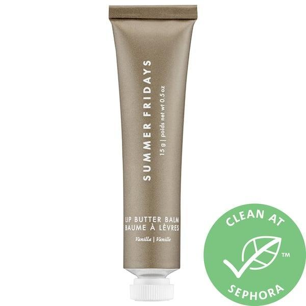 <p>This <span>Summer Fridays Lip Butter Balm</span> ($22) smells like vanilla and is super hydrating. They'll be obsessed.</p>