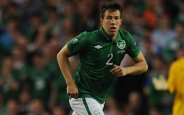 "Sean St Ledger has scored for Ireland in a major tournament, played alongside Kaka and even been linked romantically with Taylor Swift, but he sounds almost giddy with excitement as he talks about making his debut for Solihull Moors on Sunday. ""I know what some people will say,"" explains the 32 year-old. ""They'll go: 'It's only Solihull and they're in the Conference - what are you doing dropping down to their level?' ""But that doesn't matter to me. This is such a personal achievement, signing for someone again. I've missed football so much."" It is over two years since St Ledger last played a competitive game, scoring an own-goal in Colorado Rapids' 4-1 loss at Portland Timbers in October 2015. Since then a debilitating knee injury led specialists to recommend retirement. St Ledger refused to listen, ploughing his own money into private treatment and rehabilitation. He has lived like a professional despite not having a club, training alone in a bid to salvage his career. He signed a short-term deal with Solihull, his local team, on Monday, and Sunday's FA Cup first-round tie at Wycombe will in some ways mean as much to him as scoring for the Republic of Ireland against Croatia at Euro 2012. BREAKING 