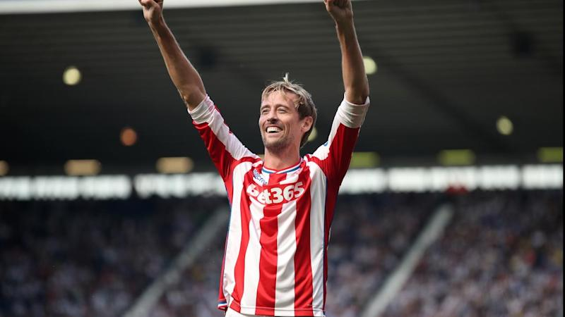 Peter Crouch File Photo