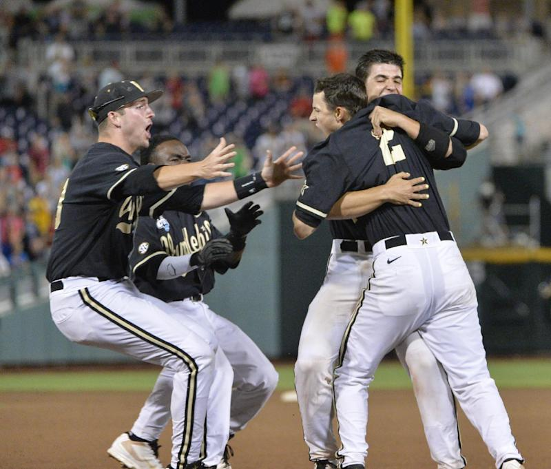 Vandy's players touted Campbell as 3B replacement