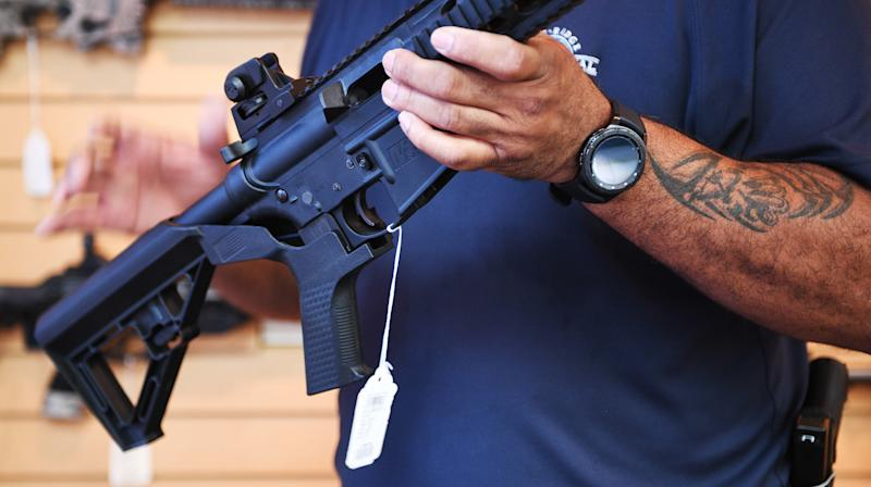 Texas Mass Shooting Threatens To Eclipse Issue Of Bump Stocks Entirely