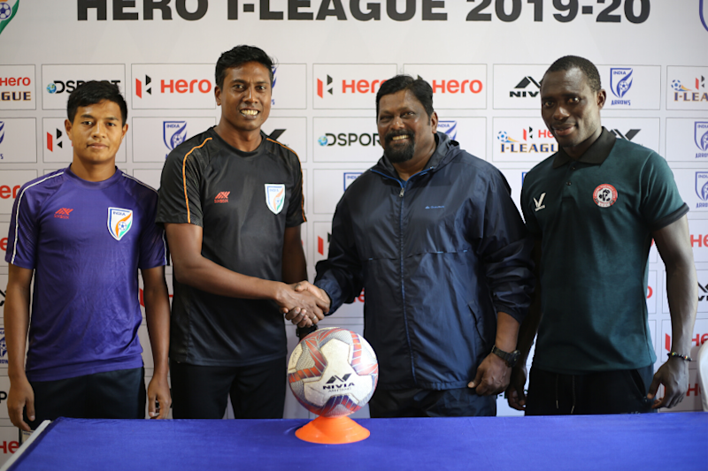 I-League 2019-20: Indian Arrows Host Aizawl FC in Second Straight Home Match