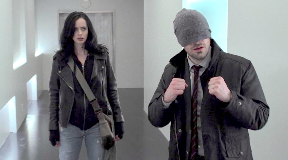 Could Daredevil and Jessica Jones be axed?