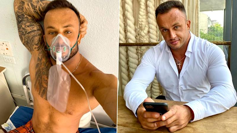 Fitness Influencer Dmitriy Stuzhuk Who Told His Followers Coronavirus Wasn't Real, Dies of the Infection at 33