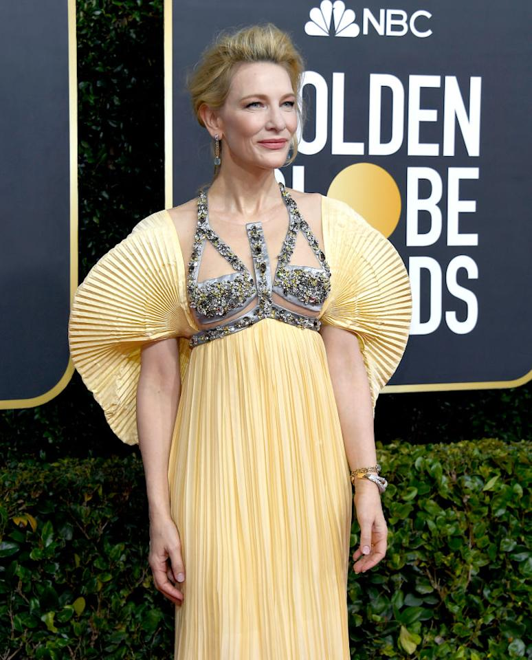 Cate Blanchett. Foto: Getty Images