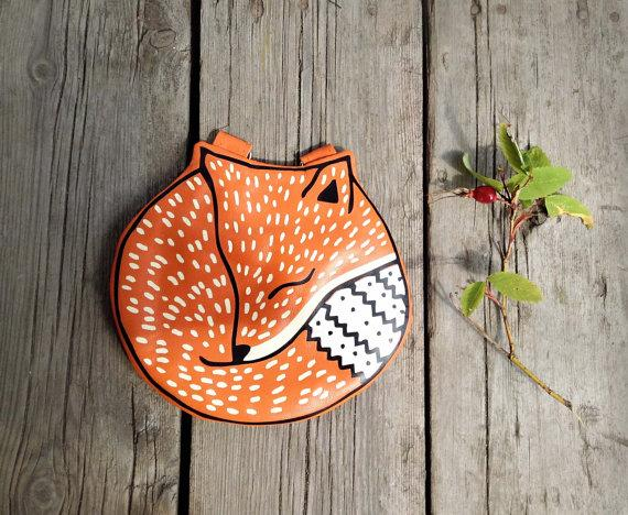 These cute leather animal bags are so gorgeous and adorable and we want them all immediately