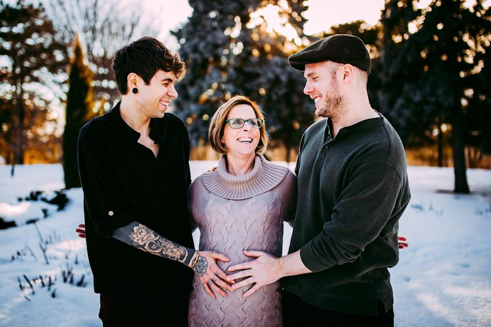 Surrogate Mom-Son Story