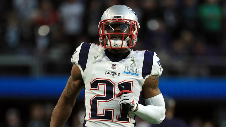 The Patriots benched starting cornerback Malcolm Butler for Super Bowl LII. (Getty)
