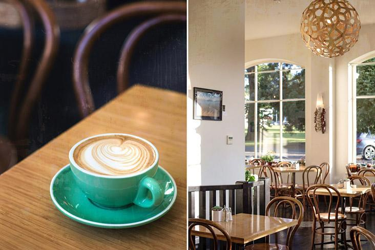 What better way to kickstart the day than with a flat white?