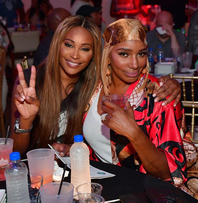 Cynthia Bailey and NeNe Leakes | Prince Williams/WireImage