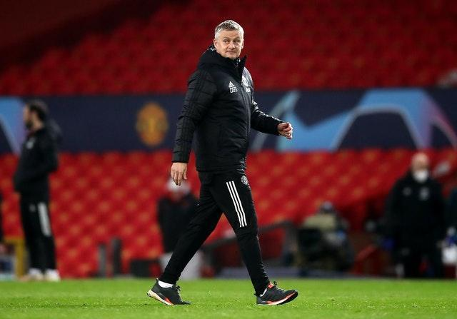 Ole Gunnar Solskjaer has the support of Ed Woodward