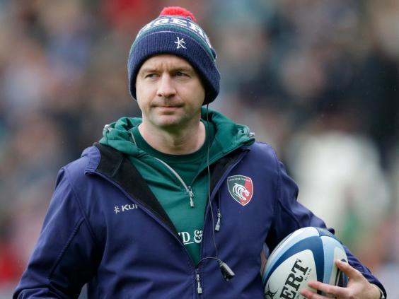 Geordan Murphy was promoted to head coach earlier this season in a bid to turnaround their form (Getty)