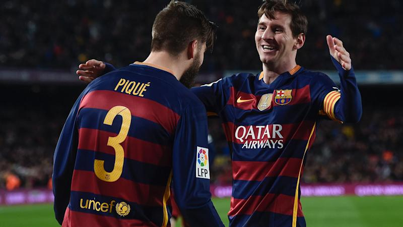 Messi leaving Barca like your father dying - Pique