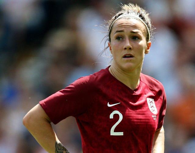 Lucy Bronze and England have some glaring question marks heading into the Women's World Cup. (Getty)