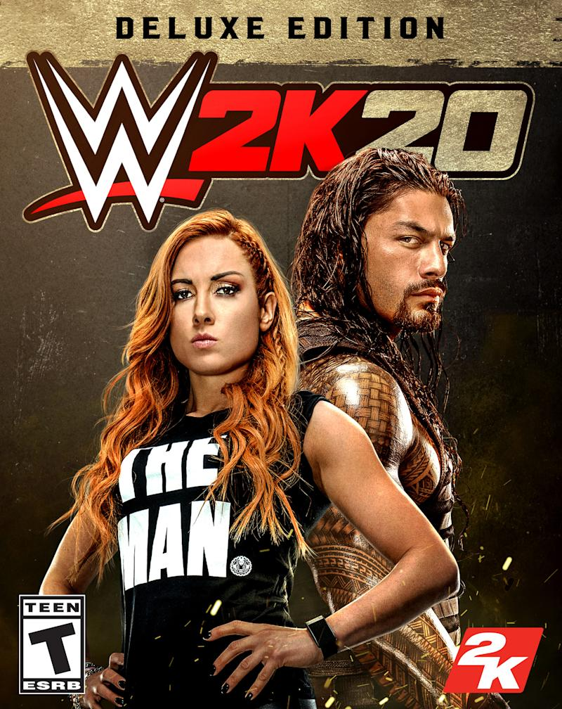 Step Inside – WWE® 2K20 Now Available