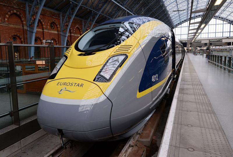Eurostar strike: Staff have walked out in a dispute over working conditions: PA