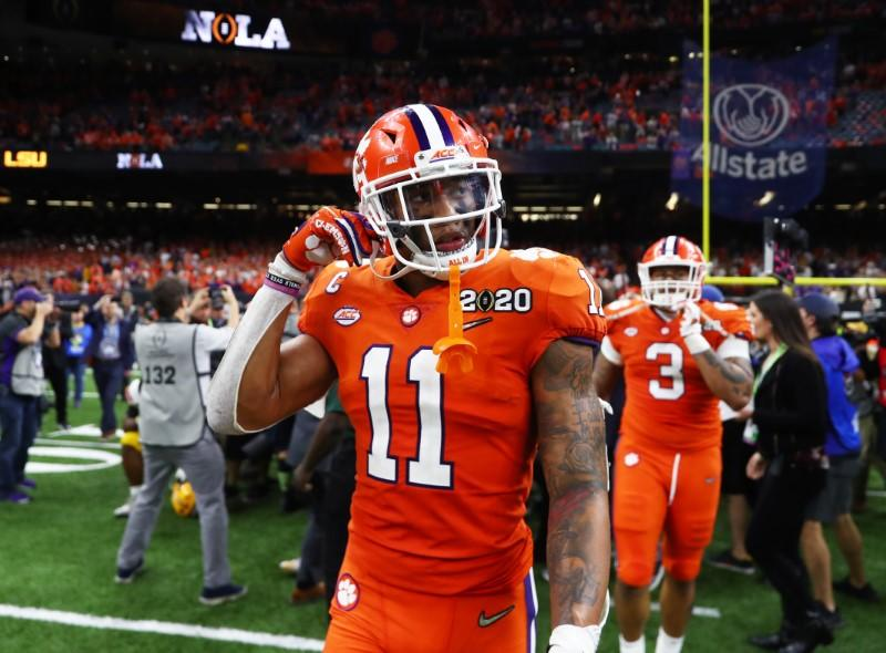 FILE PHOTO: NCAA Football: College Football Playoff National Championship-Clemson vs Louisiana State