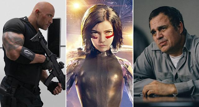 <em>Hobbs and Shaw</em>, <em>Alita: Battle Angel</em>, and <em>I Know This Much Is True </em>are all coming to Now TV in May.