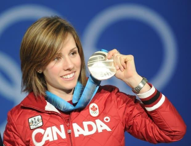 Canadian Olympic moguls gold medallist Jennifer Heil and 11 Canadian Olympians and Paralympians have sent an open letter calling forHeritage MinisterSteven Guilbeaultto address gaps in the national safe sport system. (Saeed Khan/Getty Images - image credit)