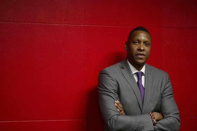 Law enforcement officer asks for dismissal of Raptors president Ujiri's counterclaim
