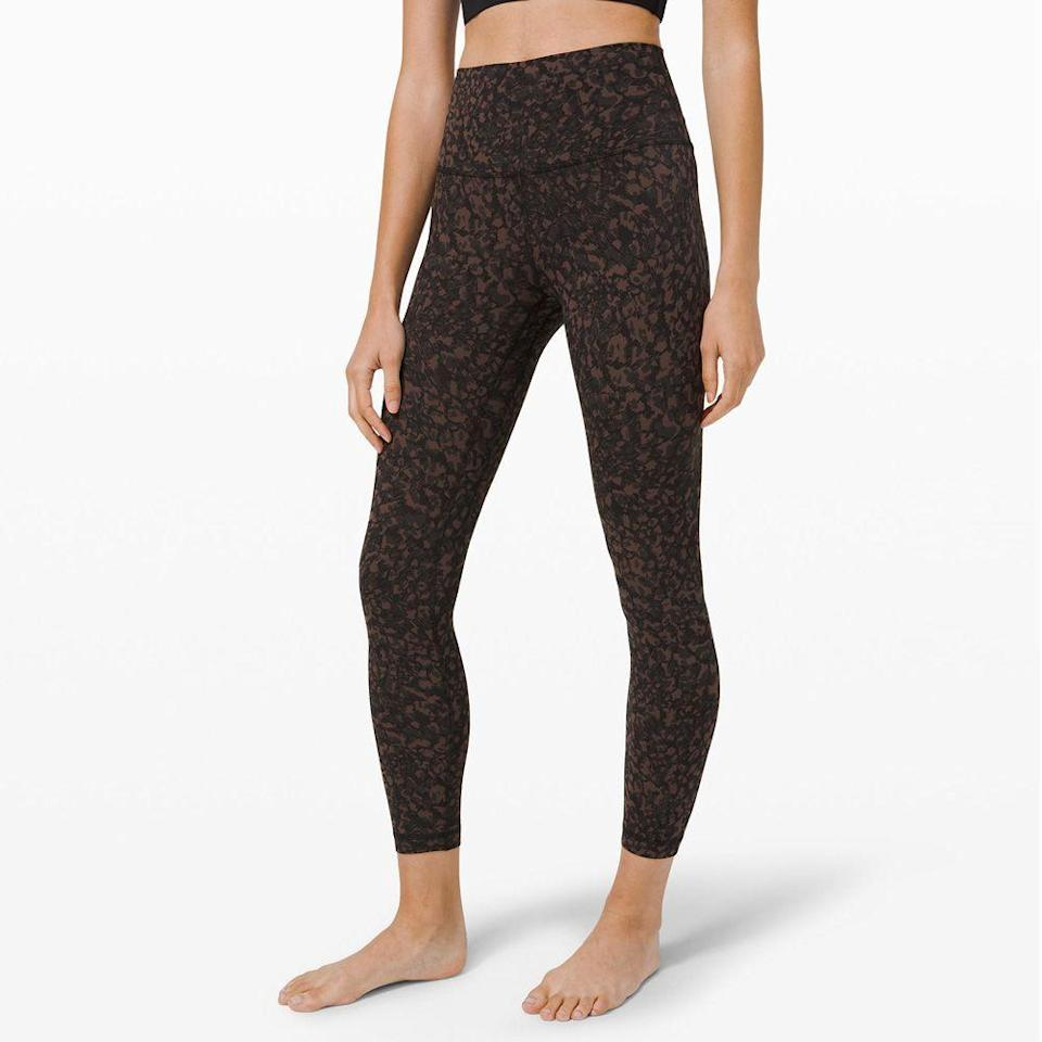 """<p><strong>Lululemon</strong></p><p>lululemon.com</p><p><strong>$98.00</strong></p><p><a href=""""https://go.redirectingat.com?id=74968X1596630&url=https%3A%2F%2Fshop.lululemon.com%2Fp%2Fwomen-pants%2FAlign-Pant-2%2F_%2Fprod2020012&sref=https%3A%2F%2Fwww.menshealth.com%2Ftechnology-gear%2Fg34453261%2Fbest-gifts-for-sister%2F"""" rel=""""nofollow noopener"""" target=""""_blank"""" data-ylk=""""slk:BUY IT HERE"""" class=""""link rapid-noclick-resp"""">BUY IT HERE</a></p><p>The one gift any girl will love is a really great activewear set. She probably never splurges on the good stuff for herself, so why not do it for her? The fact is, no one makes leggings like Lululemon. Snag her a matching leggings/crop top combo. Activewear is one of those things' girls can never have too much of.</p>"""