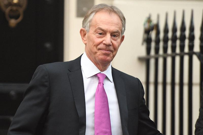 Former Prime Minister: Tony Blair is reported to have attended a meeting at the White House about working for Donald Trump: Jeremy Selwyn