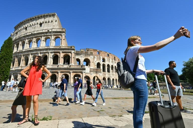 Italy will receive just over 191 billion euros in the form of grants and loans