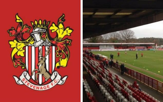 Female football fans 'forced to show their bras' to get into match at Stevenage FC