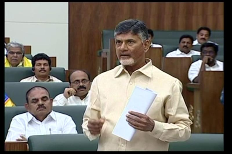 BJP Ministers Quit from Naidu's Cabinet Amid Tussle With TDP Over Special Status