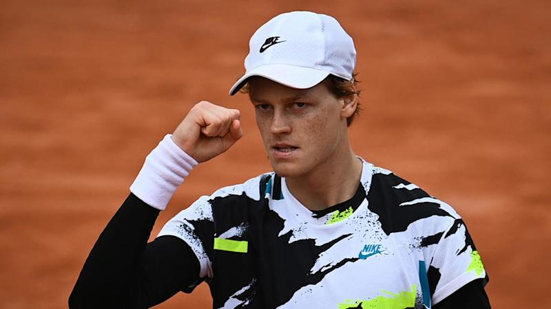 Sinner muscles past Zverev to set up Nadal last eight showdown at French Open