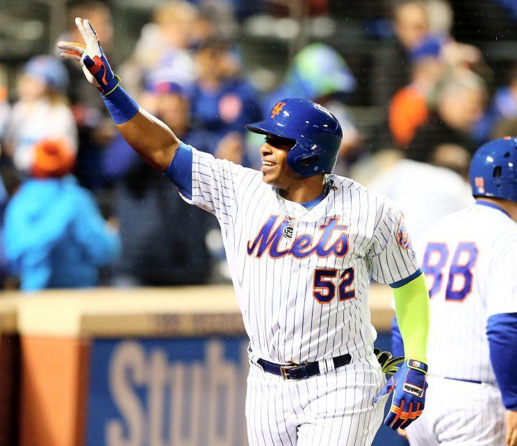 The Mets may have paid a lot, but the Yoenis Cespedes deal makes sense. (Getty Images/Elsa)