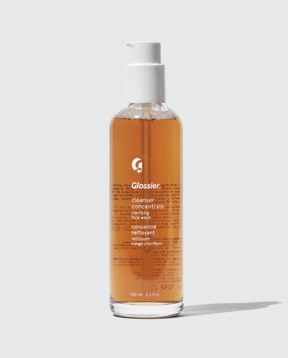 Cleanser Concentrate (Photo via Glossier)