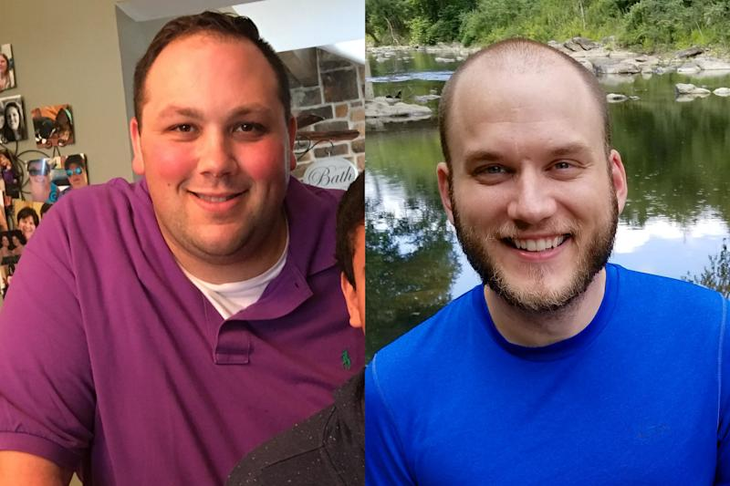 Christopher Haffler (left) is a second grade teacher at an elementary school in New Jersey, while Jason Bailey teaches high school science in Arkansas.