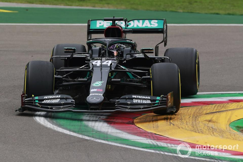 "Lewis Hamilton, Mercedes F1 W11<span class=""copyright"">Steven Tee / Motorsport Images</span>"