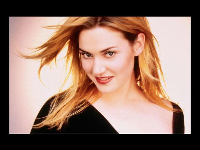 <b>3. Kate Winslet</b><br> Didn't we all love her in 'Titanic', when she was anything but thin? 'I have a real body,' she says and the world acknowledges that she is the real woman whom everyone loves.