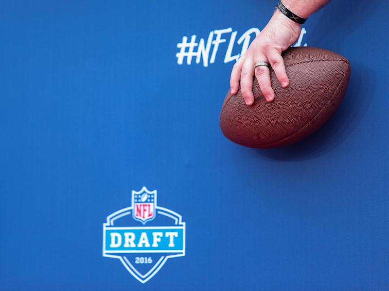 It's nearly draft time, and America is excited: Getty