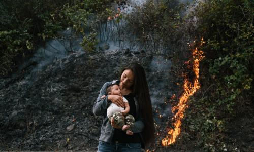 'Fire is medicine': the tribes burning California forests to save them