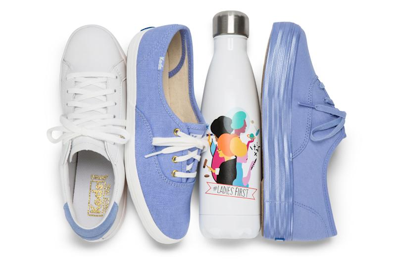 Keds Puts 'Ladies First' With a Collection Supporting International Women's  Day