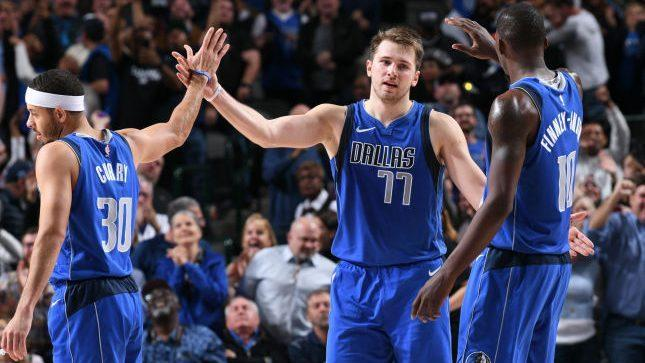 Luka Doncic scores 42 in triple-double
