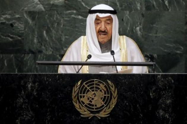 Kuwait's Emir in hospital for medical checks after cold: agency