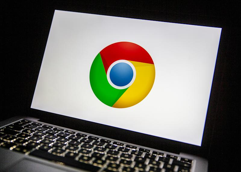Chrome takes action to protect user security