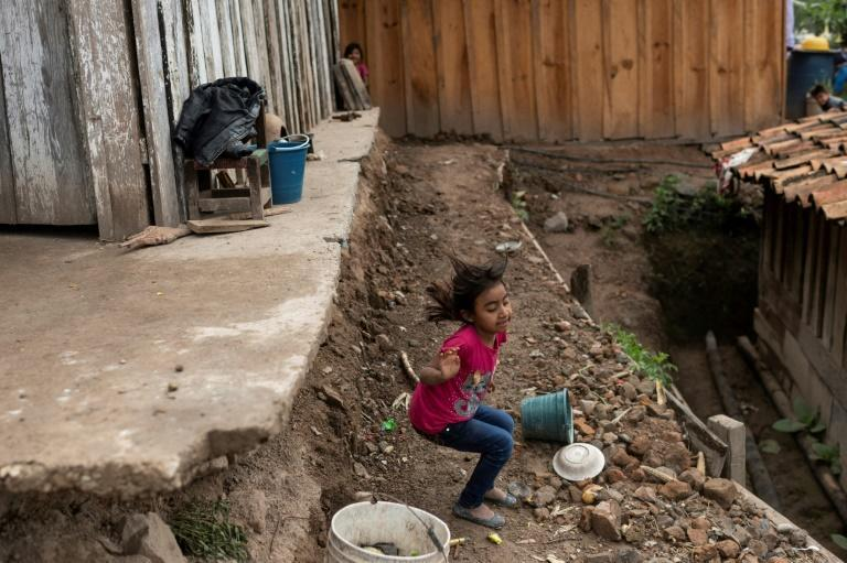 Metlatonoc is located in one of Mexico's poorest areas and many residents lack basic services in their homes
