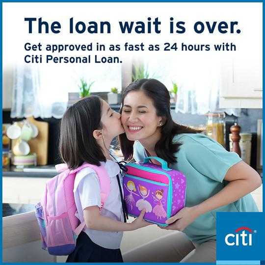 Citi Personal Loan Features and Benefits