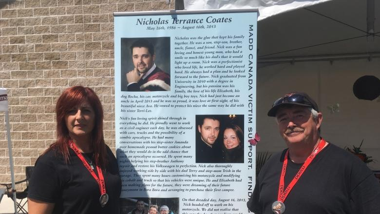 'Indescribable': Pain of drunk driving death still lingers at 5th annual Nick Coates Memorial Car Show