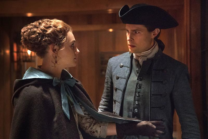 Outlander: How David Berry found 'closure' with Sophie Skelton at the end of season 4