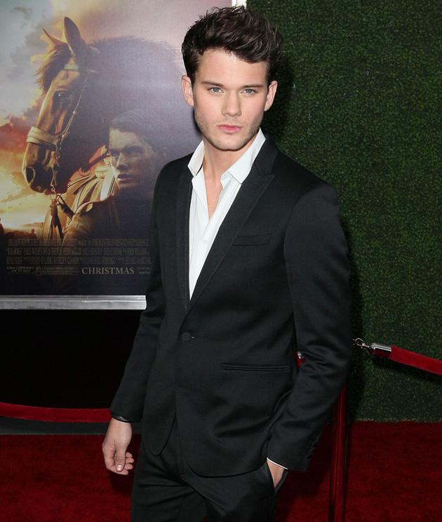 British actor Jeremy Irvine has come to international attention thanks to his lead role in Spielberg film 'War Horse.' We're going to see a lot more of him, with upcoming roles in 'Great Expectations' with Helena Bonham Carter, 'The Railway Man' with Colin Firth and 'Now Is Good' with Dakota Fanning.