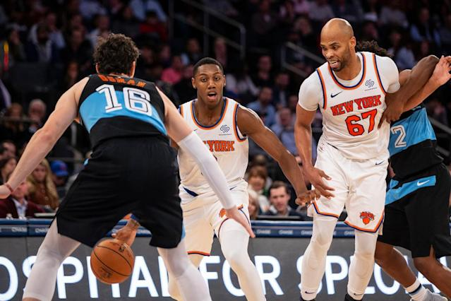 This Knicks good feeling may have a hard time lasting