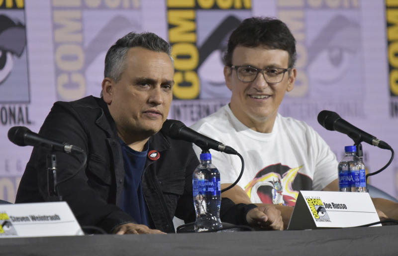 2019 Comic-Con - A Conversation with the Russo Brothers